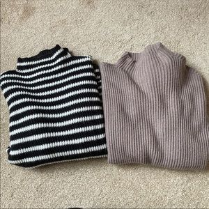 Express sweaters